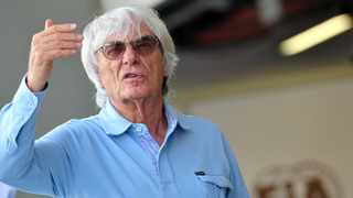Ecclestone said that F1 organisers should be able to have eight races with no problems. Photo: Xinhua/Then Chih Wey