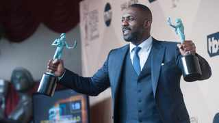 Hollywood actor Idris Elba. Picture: IANS
