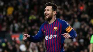 Barcelona forward Lionel Messi believes it is not possible for them to win Europe's top-tier tournament UEFA Champions League if they continue to play in the same manner as they have been doing recently. Photo: IANS