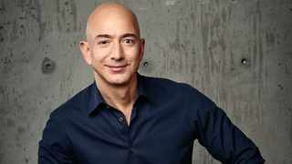 Jeff Bezos is set to invest a portion of his wealth in a British technology start-up which aims at becoming the world's renowned logistics company.   File picture: IANS
