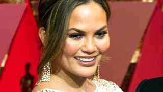 Chrissy Teigen is grateful to have home help and be able to work at home amidst the coronavirus pandemic. Picture: IANS