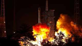 China launches latest satellite of BDS navigation system