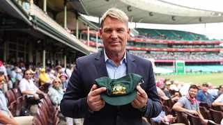 Former Australia cricketer Shane Warne's career was similar to two sides of a coin - one where he shone the brightest on the cricket field and the other where it was filled with controversies.  Photo: IANS