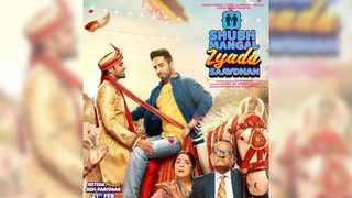 """Touted as India's first gay male romantic comedy, """"Shubh Mangal Zyada Saavdhan"""" (""""Be Extra Careful About Marriage"""") stars popular actor Ayushmann Khurrana as an openly gay man, who battles conservative attitudes to be with his boyfriend. Picture: IANS"""