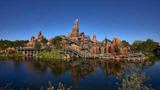 Disneyland Paris to reopen in phases from mid-July.