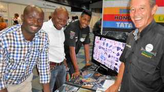 Durban's first International Franchise Expo at the weekend closed with satisfied franchisors leaving with extensive lists of potential franchisees. Photo: Supplied
