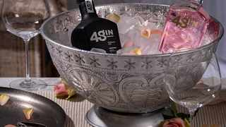48 gin is one the latest gin to be launched in South Africa.
