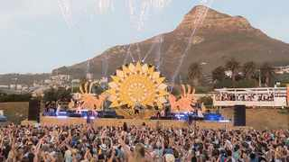 Corona SunSets Festival in Cape Town. Picture: Supplied