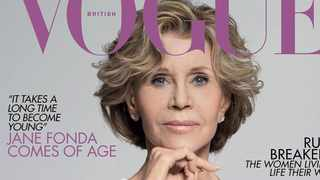 It is nearly 60 years since Jane Fonda made her name as a Hollywood sex symbol. Pic: Twitter