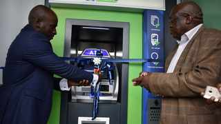 Ithala has launched an additional ATM facility in Greytown in the Natal Midlands recently to alleviate long queues and improve customer convenience. Photo: Supplied