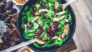 The Mediterranean diet not only helps you live longer but it can keep the brain sharp too, research has found. Picture: Pexels