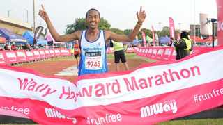 If it is May Day, then it is time for the Miway Wally Hayward Marathon in Centurion. Photo: www.wally.co.za