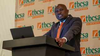 TBCSA Chief Executive Tshifhiwa Tshivhengwa. Photo: Dallas Dahms Photography