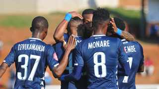 Wits didn't get the desired results in the second half of the season. Photo: Sydney Mahlangu/BackpagePix