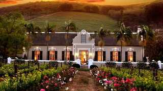 Historical Grande Roche Hotel will receive an upgrade this year.  Picture: TripAdvisor.