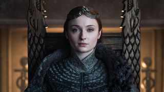 Sansa Stark, the Queen of the North PICTURE: HELEN SLOAN/HBO