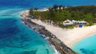 The Thanda Group won two awards at the World Travel Awards Africa and Indian Ocean. Picture: Thanda Island.