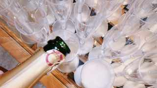 Champagne was invented by accident by Dom Perignon. Picture: Pexels