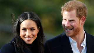 It seems that British taxpayers won't need to cough up for Baby Archie's nanny and Meghan's hairdresser. Picture: AP