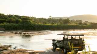 Game drives are unique, as travellers get a history lesson about the Zulu Kingdom. Picture: uMfolozi Big Five Game Reserve.