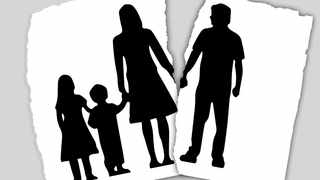 Children can often become pawns in their divorced parents' conflict. Picture: Pixabay