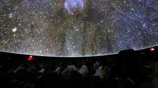 The Iziko Planetarium is the most advanced digital planetarium on the African continent. Picture: Supplied