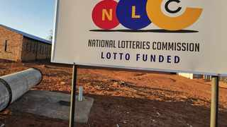The National Lotteries Commission has funded three projects in Kuruman. After two years two of them are incomplete and the third project consists of a library with empty shelves and a museum with one exhibit. Photo: Raymond Joseph/GroundUp