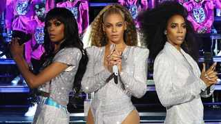 Michelle Williams, Kelly Rowland and Beyoncé. Picture: Beyonce.com