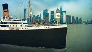 An artist rendition of the Titanic II. Picture: Facebook