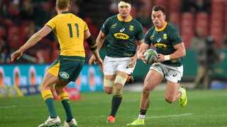 """Everyone is all kind of aligned in that V-formation towards performing well,"" said Jesse Kriel about the competition in the Springbok squad for World Cup squad places. Photo: Christiaan Kotze/BackpagePix"