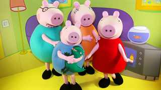 Win a set of family tickets to see 'Peppa Pig's Big Day Out' in Cape Town. Pic: Supplied
