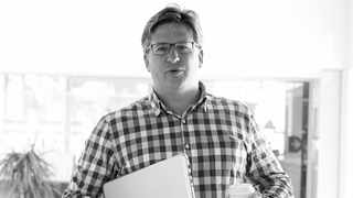 Nick Durrant, the managing director of Bluegrass Digital. Photo: Supplied