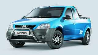 The Nissan NP200 had a stronger month than usual in August, surging to second place overall.