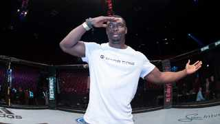 Dalcha Lungiambula is ready to back in to the octagon. Photo: Supplied