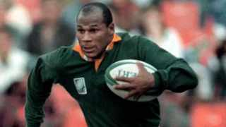 Springbok legend Chester Williams died on Friday from a suspected heart attack. Picture: IOL archives