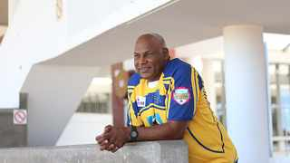 Former BlitzBokke player, coach and Springboks RWC winner Chester Williams was the head coach of the UWC Varsity Cup rugby team upon his passing. Photo: www.uwc.ac.za online