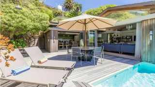 This luxurious Clifton holiday villa takes you back in time. Picture: Supplied.
