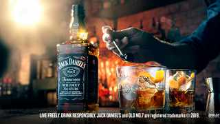 Jack Daniel's Tennessee Whiskey. Picture: Supplied