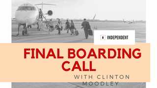 IOL Travel's new travel podcast called Final Boarding Call. This is episode 1. Edit: Clinton Moodley.