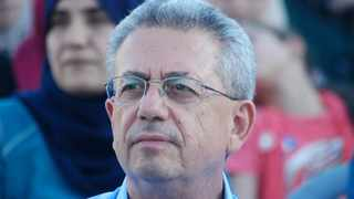 Secretary-General of the Palestinian National Initiative political party Mustafa Barghouti. Picture: Facebook