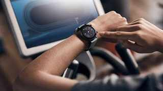 Huawei has unveiled its next generation smartwatch, HUAWEI WATCH GT 2 46mm and 42mm series, powered by the firm's proprietary Kirin A1 chip.  Image: Supplied.