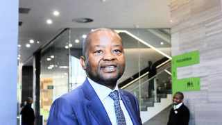 South Africa - Johannesburg - 09 September 2019 - Former Old Mutual ECO Peter Moyo briefing media in Old Mutual build at Sandton. Picture: Dimpho Maja/African News Agency(ANA)
