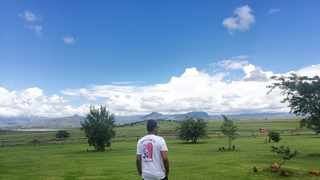 The Drakensberg is a magical place. Picture: Clinton Moodley