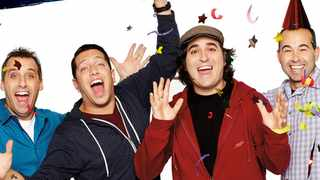 """""""Impractical Jokers"""". Picture: Supplied"""