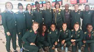 The Springbok Sevens women are ready to do well in Tunisia. Photo: @WomenBoks via Twitter