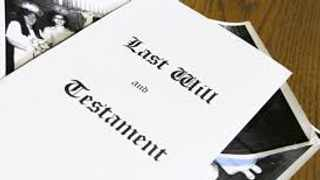 For most people when drafting a will there is the obvious desire to control the allocation of their assets after their demise. Photo: File