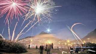 The City of Cape Town has said that media reports have missed the mark regarding the setting off of fireworks. Picture: Willem Law/African News Agency (ANA) Archives.