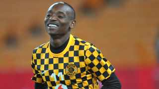 Khama Billiat wants to bring in the trophies with Kaizer Chiefs. Photo: Sydney Mahlangu/ BackpagePix