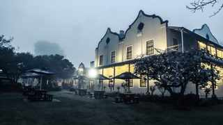 Nottingham Road Hotel in KwaZulu-Natal where Charlotte the ghost lives. Picture: Supplied.