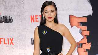 """Jessica Henwick at Marvel's """"The Defenders"""" TV show premiere on July 31, 2017 in New York City. Picture: Bang Showbiz"""